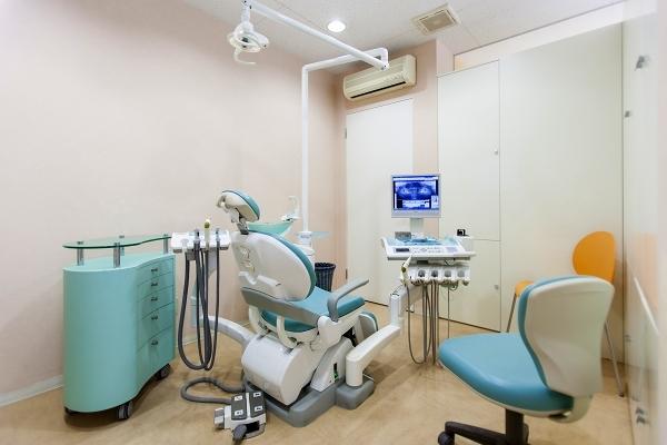 武蔵新城の歯医者・歯科ふぁみりあ歯科のオペルーム